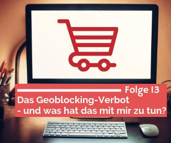 Geoblocking Verordnung und Verbot
