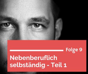 Nebenberuflich selbständig - Markus Schmitt